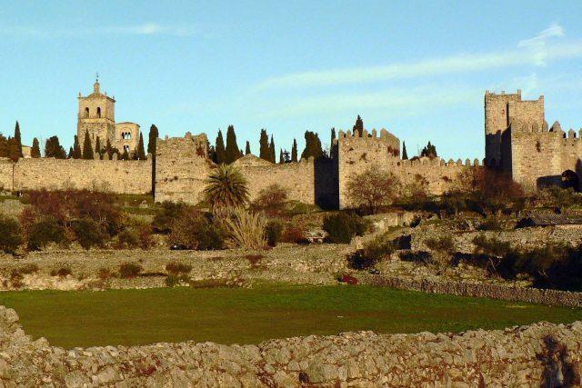 vista murallas Trujillo
